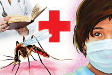 3 e-health centers in New Town to be used as centers for vector-borne diseases
