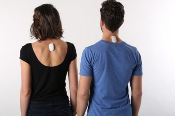 Upright Go wearable buzzes you in the back when you slouch