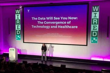 WIRED Health 2017 London: Looking Into The Future of Healthcare